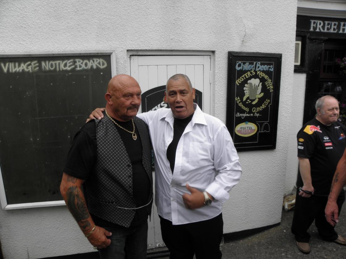 British Professional Wrestlers' Reunion 2011
